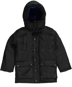 "Nautica Big Boys' ""Willow Wind"" Insulated Jacket (Sizes 8 – 20) - CookiesKids.com"