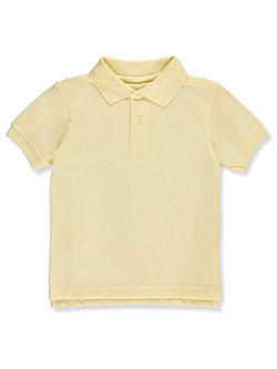 Nautica Little Boys' Toddler School Uniform Pique Polo (Sizes 2T – 4T) - CookiesKids.com