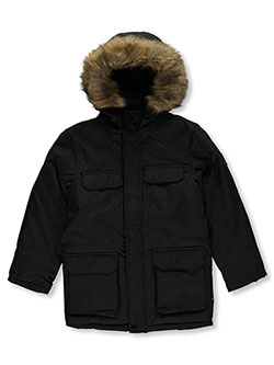 "Nautica Little Boys' ""Below Zero"" Insulated Jacket (Sizes 4 – 7X) - CookiesKids.com"