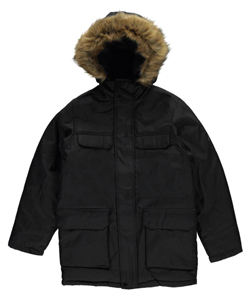 "Nautica Big Boys' ""Below Zero"" Insulated Jacket (Sizes 8 – 20) - CookiesKids.com"