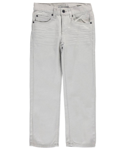 "Nautica Big Boys' ""Grayscale"" Straight Fit Jeans (Sizes 8 – 20) - CookiesKids.com"