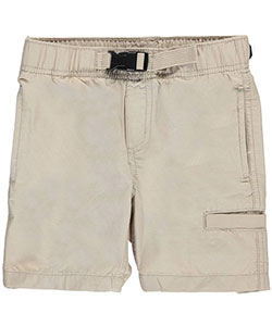 "Nautica Little Boys' ""Welted Grid"" Shorts (Sizes 4 – 7) - CookiesKids.com"