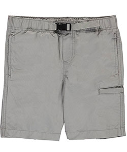 "Nautica Big Boys' ""Welted Grid"" Shorts (Sizes 8 – 20) - CookiesKids.com"