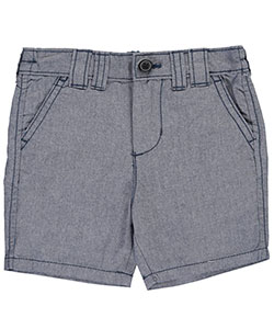 "Nautica Baby Boys' ""Clean Break"" Twill Shorts - CookiesKids.com"