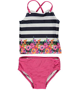 "Nautica Baby Girls' ""Beach Day"" 2-Piece Tankini - CookiesKids.com"