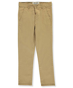 Nautica Big Boys' Athletic Fit Stretch Chino Pants (Sizes 8 – 20) - CookiesKids.com