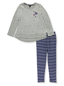 Nautica Big Girls' 2-Piece Outfit (Sizes 7 – 16) - CookiesKids.com