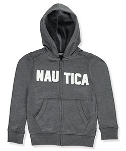 Nautica Little Boys' Fleece Hoodie (Sizes 4 – 7x) - CookiesKids.com