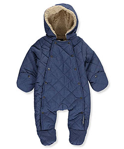 Nautica Baby Boys' Insulated Pram Suit - CookiesKids.com