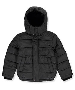 Nautica Little Boys' Toddler Hooded Insulated Jacket (Sizes 2T – 4T) - CookiesKids.com