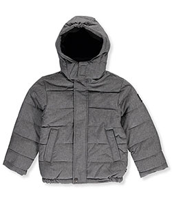 Nautica Little Boys' Hooded Insulated Jacket (Sizes 4 – 7X) - CookiesKids.com