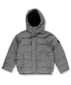 Nautica Big Boys' Hooded Insulated Jacket (Sizes 8 – 20) - CookiesKids.com