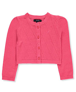 Nautica Little Girls' Toddler Knit Cardigan (Sizes 2T – 4T) - CookiesKids.com