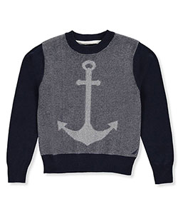 Nautica Big Boys' Sweater (Sizes 8 – 20) - CookiesKids.com