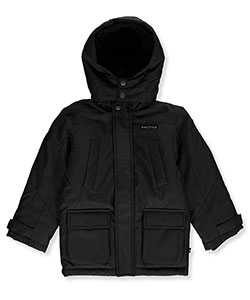 Nautica Little Boys' Insulated Jacket (Sizes 4 – 7X) - CookiesKids.com