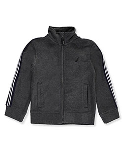 Nautica Little Boys' Fleece Jacket (Sizes 4 – 7X) - CookiesKids.com