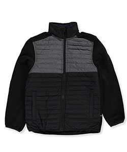 Nautica Big Boys' Fleece Jacket (Sizes 8 – 20) - CookiesKids.com