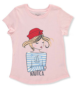 Nautica Girls' T-Shirt - CookiesKids.com