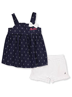 Nautica Girls' 2-Piece Outfit - CookiesKids.com
