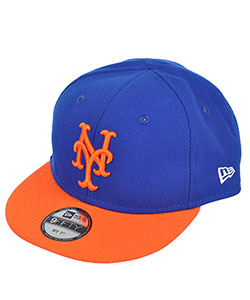 "New Era Mets ""My 1st 950"" Snapback Cap (Infant One Size) - CookiesKids.com"