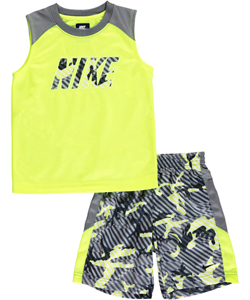 Nike Little Boys' Toddler 2-Piece Outfit (Sizes 2T – 4T) - CookiesKids.com