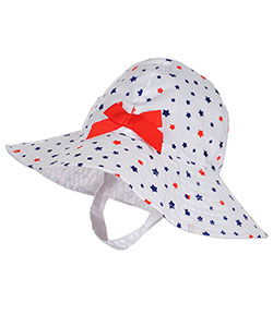 "Little Me Baby Girls' ""Starry Shade"" Bucket Hat - CookiesKids.com"