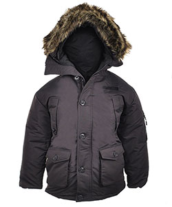 North Sportif Boys' Insulated Jacket - CookiesKids.com