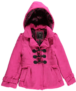 "YMI Big Girls' ""Her Toggle"" Coat (Sizes 7 – 16) - CookiesKids.com"