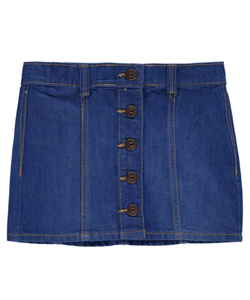"OshKosh Little Girls' ""Double Stitch"" Skirt (Sizes 4 – 6X) - CookiesKids.com"