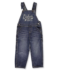 OshKosh Little Boys' Toddler Overalls (Sizes 2T – 4T) - CookiesKids.com