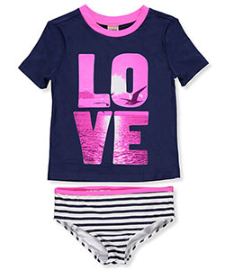 OshKosh Girls' 2-Piece Swim Set - CookiesKids.com