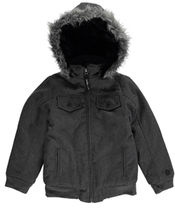 "Pelle Pelle Big Boys' ""Winter Shift"" Insulated Jacket (Sizes 8 – 20) - CookiesKids.com"