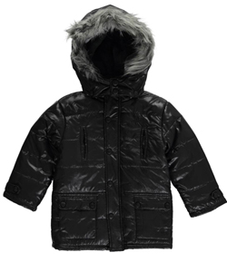 "Pelle Pelle Big Boys' ""Winter Optic"" Insulated Jacket (Sizes 8 – 20) - CookiesKids.com"