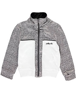 "Pelle Pelle Little Boys' Toddler ""Piped Marble"" Jacket (Sizes 2T – 4T) - CookiesKids.com"