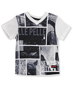 Pelle Pelle Baby Boys' Performance T-Shirt - CookiesKids.com