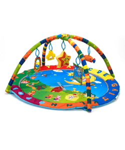 "Big Oshi ""Happy Angel"" Play Mat - CookiesKids.com"