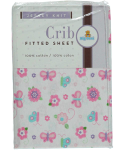 Big Oshi Fitted Crib Sheet - CookiesKids.com