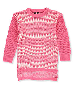 Poof Little Girls' Sweater (Sizes 4 – 6X) - CookiesKids.com