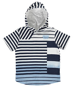 "Parish Nation Little Boys' Toddler ""All Angles"" Hooded T-Shirt (Sizes 2T – 4T) - CookiesKids.com"