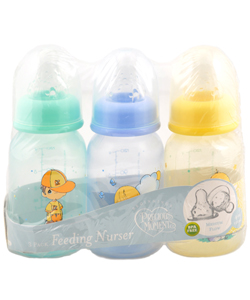 "Precious Moments ""Boys Will Be Boys"" 3-Pack Bottles (4 oz.) - CookiesKids.com"
