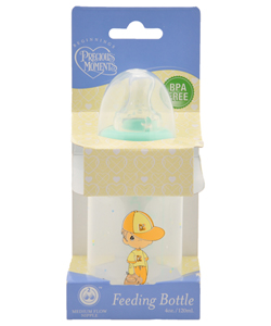 "Precious Moments ""Baseball Boy"" Bottle (4 oz.) - CookiesKids.com"