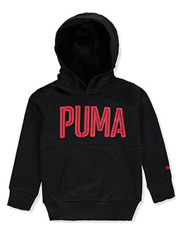 "Puma Little Boys' Toddler ""Marathon"" Hoodie (Sizes 2T – 4T) - CookiesKids.com"