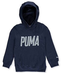 "Puma Big Boys' ""Marathon"" Hoodie (Sizes 8 – 20) - CookiesKids.com"