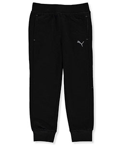 "Puma Little Boys' Toddler ""Pocket Contrast"" Joggers (Sizes 2T – 4T) - CookiesKids.com"