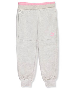 Puma Little Girls' Joggers (Sizes 4 – 6X) - CookiesKids.com