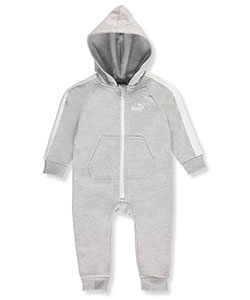 Puma Baby Boys' Fleece Coverall - CookiesKids.com