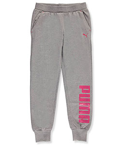 Puma Big Girls' Joggers (Sizes 7 – 16) - CookiesKids.com