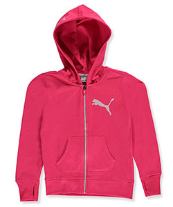 Puma Big Girls' Hoodie (Sizes 7 – 16) - CookiesKids.com