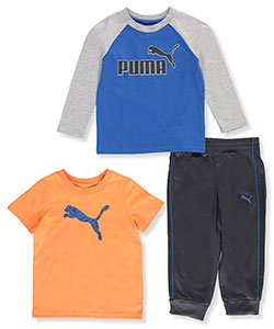 Puma Baby Boys' 3-Piece Set - CookiesKids.com