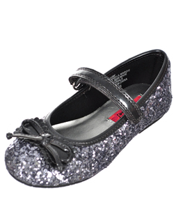 "Rachel Girls ""Margie"" Flats (Toddler Sizes 6 – 12) - CookiesKids.com"